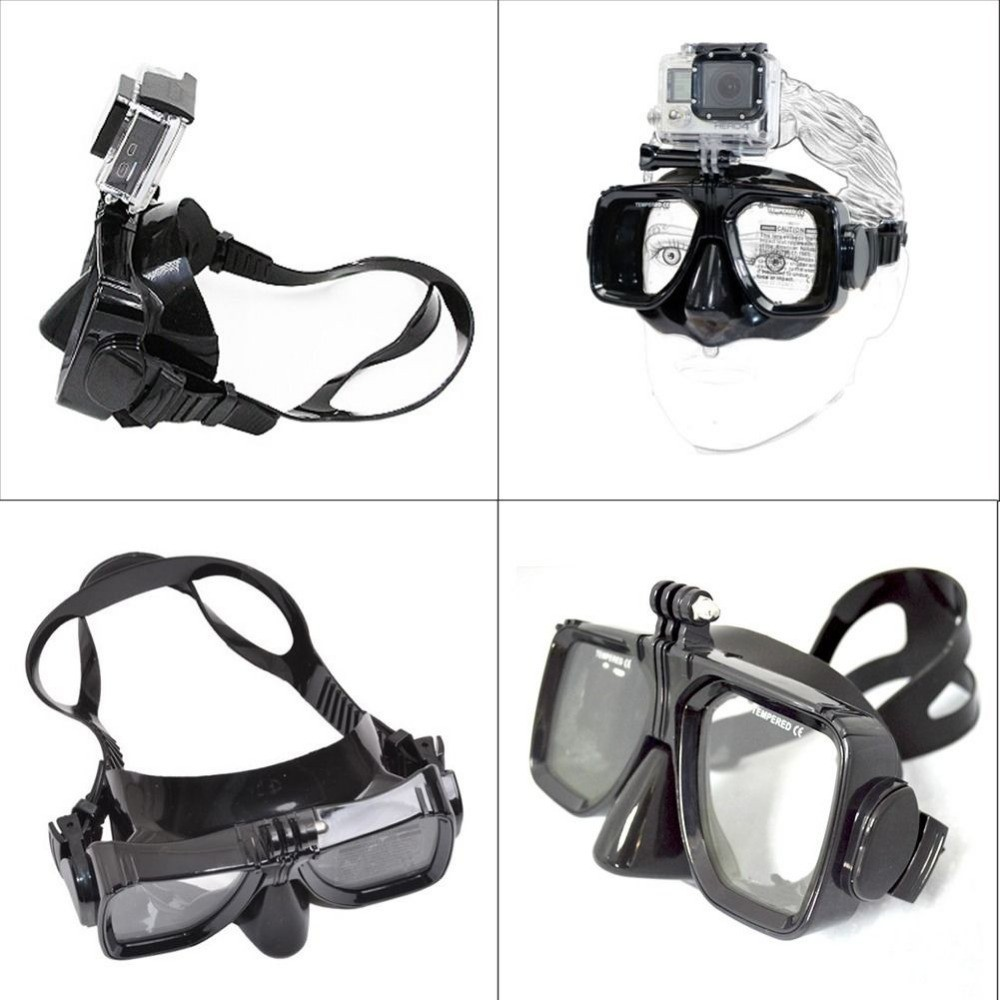GoPro-Dive-Scuba-Diving-Mask-mount-compatible-Go-Pro-Hero-3-3-and-4-White-editions