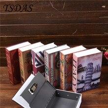 Book Safe Money Box Coin Storage