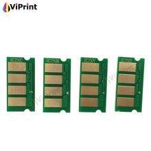 8X SPC250 чипы для Ricoh SPC250 SPC 250e SPC 250DN SPC 250sf SP C250e SP C250DN SP C250sf тонер-картридж питания пополнения чернил сброса