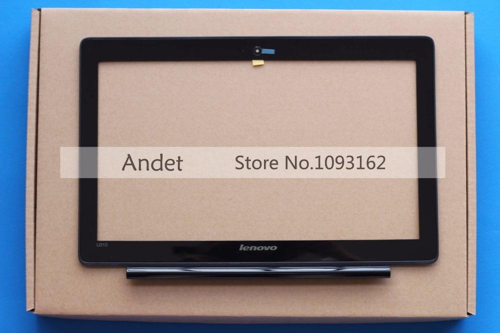 New Original Lenovo U310 LCD Front Bezel Cover Screen Frame White Black 90200787 90200786