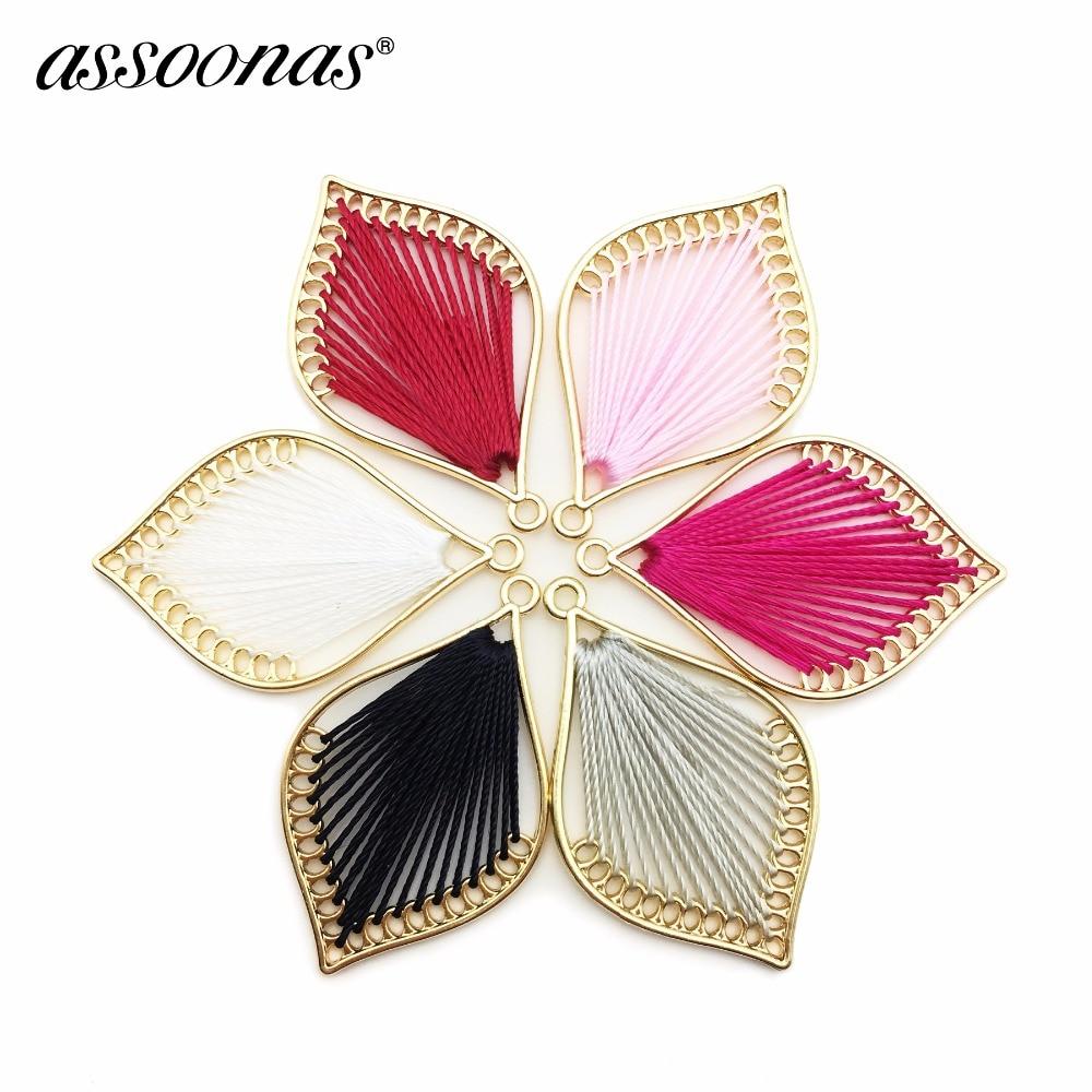 Assoonas M240,jewelry Accessories,handmade,charms,earrings Findings,pendant Accessories,diy Earrings,jewelry Making,10pcs/lot