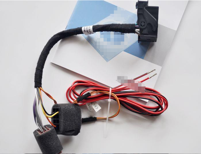 online buy whole canbus adapter from canbus adapter upgrade rcd510 rcd310 canbus adapter iso to quadlock conversion cable for golf mk6 vi jetta mk5