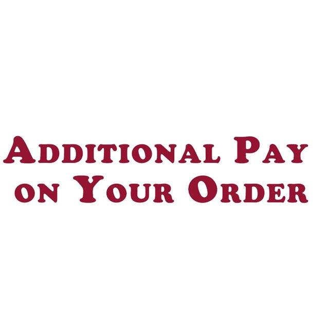 additional fee