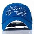 Cap Marca de moda Algodão Boné De Beisebol Dos Homens Snapback Hip Hop Casquette Golf Caps Chapéus Para Mulheres Dos Homens Chapéu de Sol Osso Gorras Viseiras