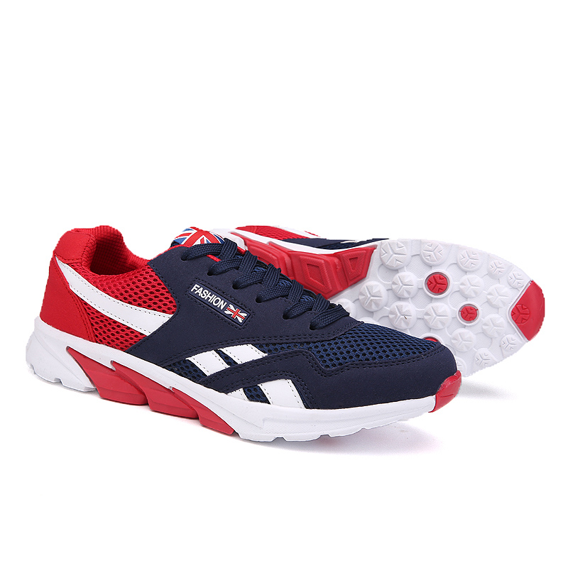 Mesh Running Shoes Men