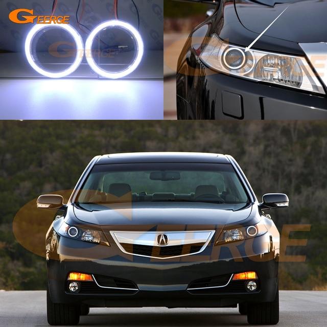 Aliexpresscom Buy For Acura TL Excellent Angel - Acura tl halo headlights