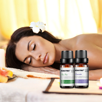 Essential Oil for Diffuser,Water-soluble Oil for Aromatherapy Humidifier 3 Kinds Fragrance of Lavender, Tea Tree,Lemongrass 4