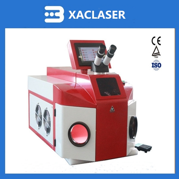 Xaclaser bonne qualité CNC laser soudage machine bijoux soudage machine 100 w/200 w
