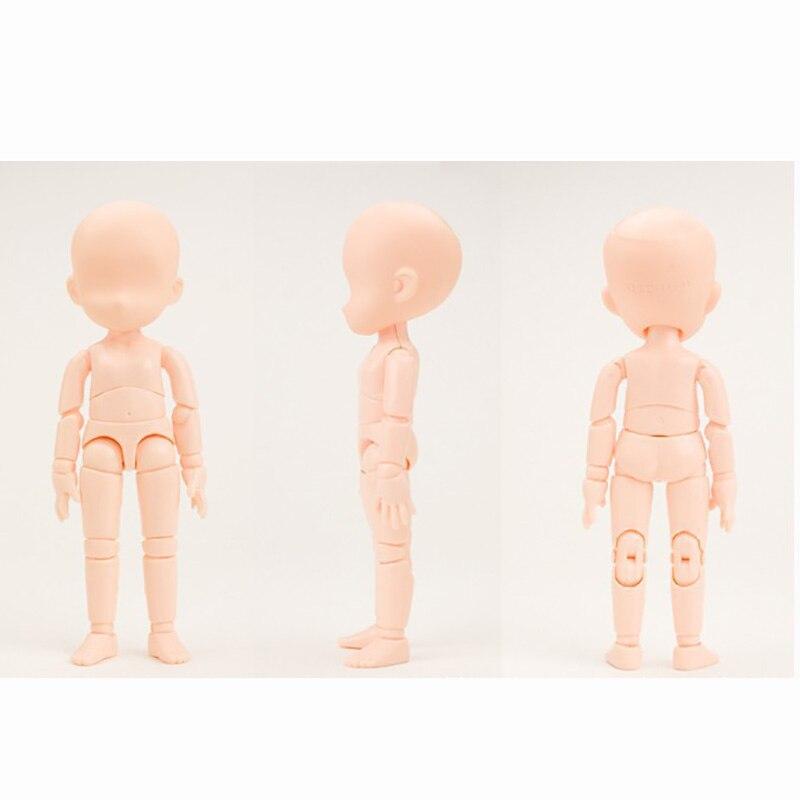Эскиз Куклы Фигурки, 12 СМ Рис Коллекционные Игрушки, Дети Фигурку Brinquedos Коллекционная Модель Игрушки Подарок