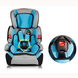 Image 5 - 5 Points Harness Baby Car Seat Safety Belt Child Seat Belts For Children Car Seats Kids Seatbelts Clip Lock