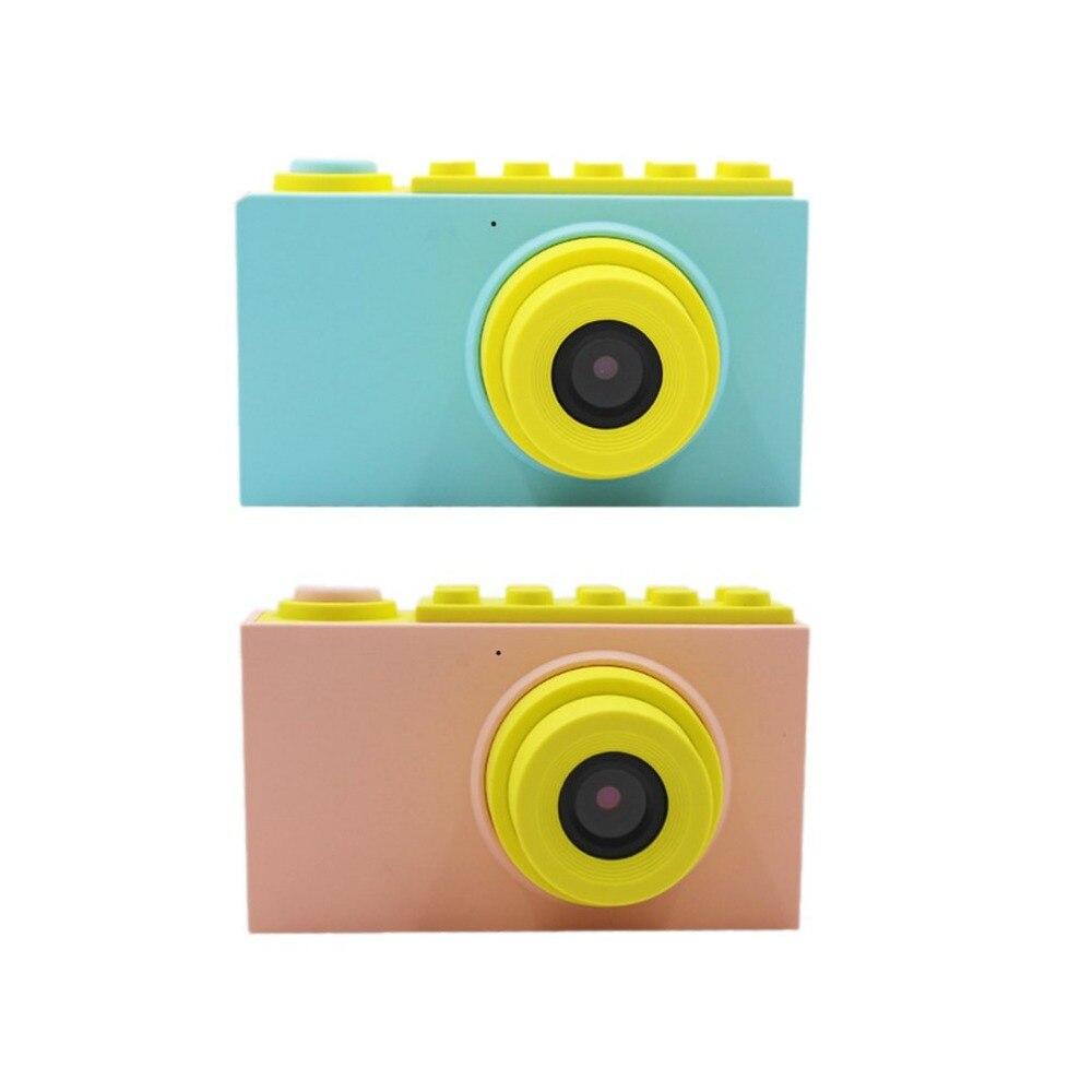 2.0 pouces 8MP 1080 P Mini caméra numérique caméra pour enfants mignon multi-fonction jouet caméra enfants pour le tir sous-marin - 6