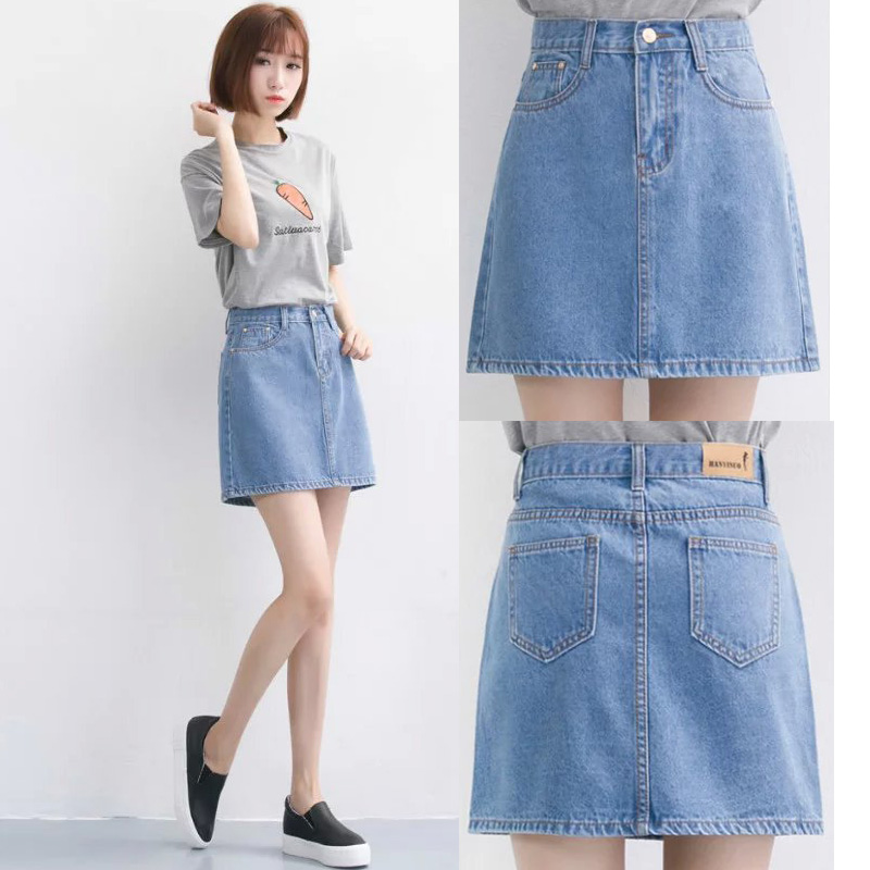 96 short a line skirt outfits