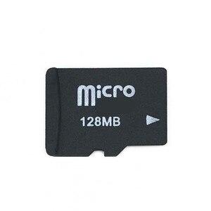 Image 1 - ساخن!!! 128MB TF بطاقة بطاقة TransFlash بطاقة تخزين صغيرة ، عالية الجودة 128MB بطاقة تخزين صغيرة للهاتف المحمول