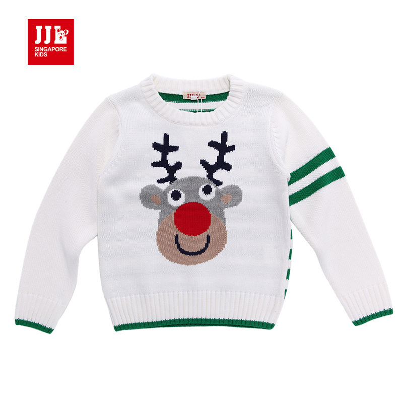 Baby Boy Sweater Sudaderas Infant Christmas Sweater Roupas Infantis
