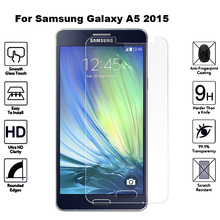 2 шт стекло для samsung Galaxy A5, Защитная пленка для экрана, закаленное стекло для samsung Galaxy A5 A500F A500 SM-A500F DS