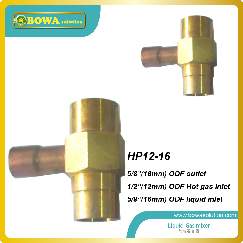 Capacity regulator is a servo-operated valve and let the refrigeration system can operate under large load variations 7 8 global valve can be used in commercial refrigeration system civil and industrial air conditioning equipments