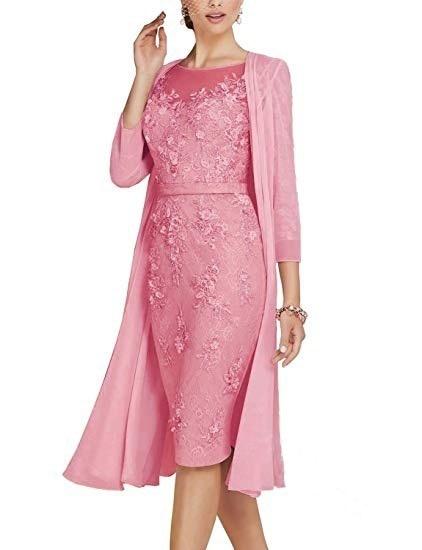 Summer Autumn Dress Women 19 Casual Plus Size Slim Office Bodycon Dresses Sexy Elegant Hollow Out Lace Party Dress Cloak Set 4