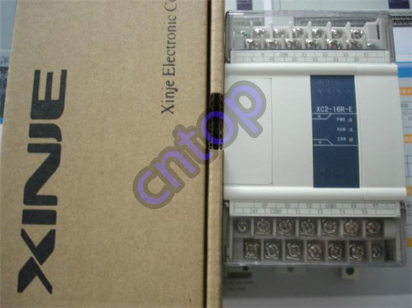 XC2-16R-E XINJE XC2 Series PLC AC220V DI 8 DO 8 Relay new in box fbs 8yr fatek plc 24vdc 8 do relay module new in box