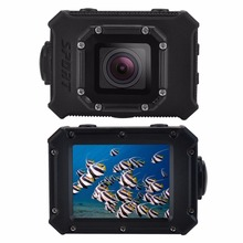 New HDV-26 4K Video WIFI  Waterproof Sports Action Camera Camcorder 14MP Shockproof Digital Video Recorder