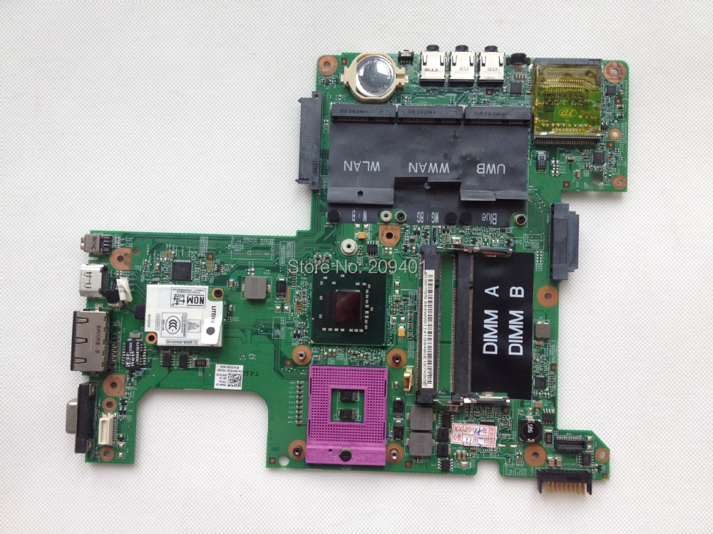 For Dell Inspiron Series 1525 Laptop Motherboard Mainboard PP29L Fully tested all functions Work Good for dell inspiron series n5110 motherboard mainboard g8rw1 tested free shipping