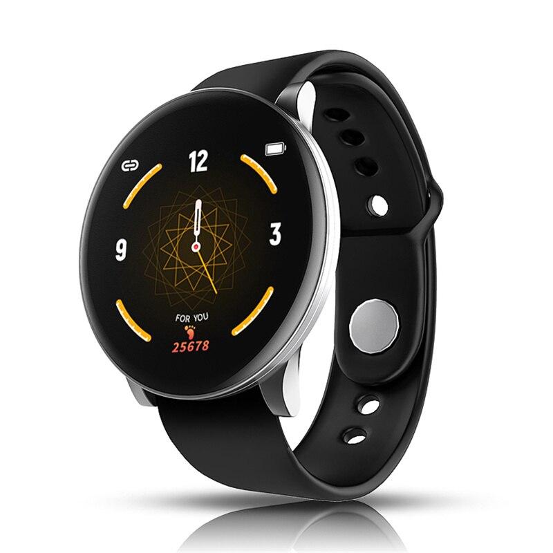 Arterial e Freqüência Rastreador de Fitness Smartveres para Android w8 para Homem Trozum Wearfit Relógio Inteligente Pressão Cardíaca Pedômetro Homem Esporte Ios