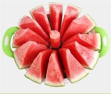 2017 new watermelon knife, watermelon divider, watermelon slicer, fruit knife, remove the apple core,Diameter 28cm 22