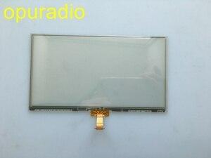 "Image 2 - Real new Frete Grátis 6.1 ""LA061WQ1 TD04 Do Painel da Tela de Toque LCD Digitador Para 2014 Toyota Corolla LA061WQ1 (TD) (04)"