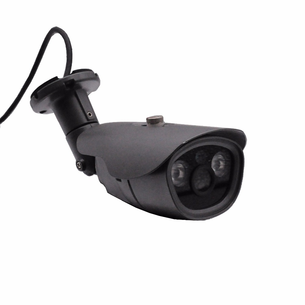 3.6mm Outdoor Waterproof H.264 Security Surveillance 100 Degree Wide Angle PAL NTSC CCD CCTV Camera Wired Infrared Bullet Camera 18 5mm 300kp cmos waterproof wide angle wired car rearview camera pal dc 12v