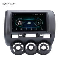 Harfey 2DIN Android 8.1 For HONDA Jazz(Manual AC,RHD) 2002 2003 2008 Car Multimedia player GPS Navi stereo Mirror Link Wifi USB