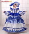 HOT!! Global  FreeShipping 18th Century Marie Antoinette Belle Gowns Baroque Rococo Dress