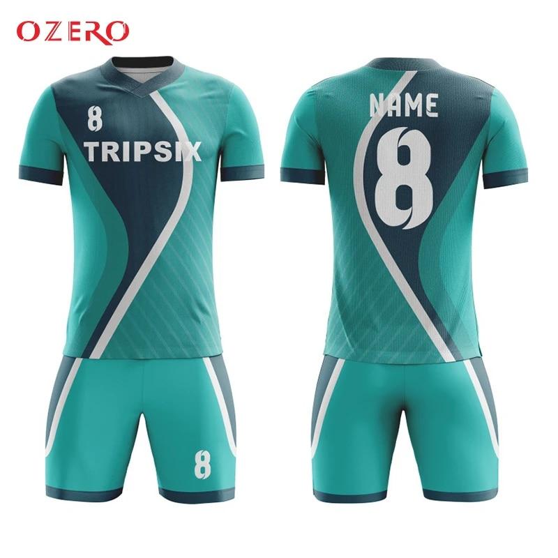 new design wholesale blank sport football jersey