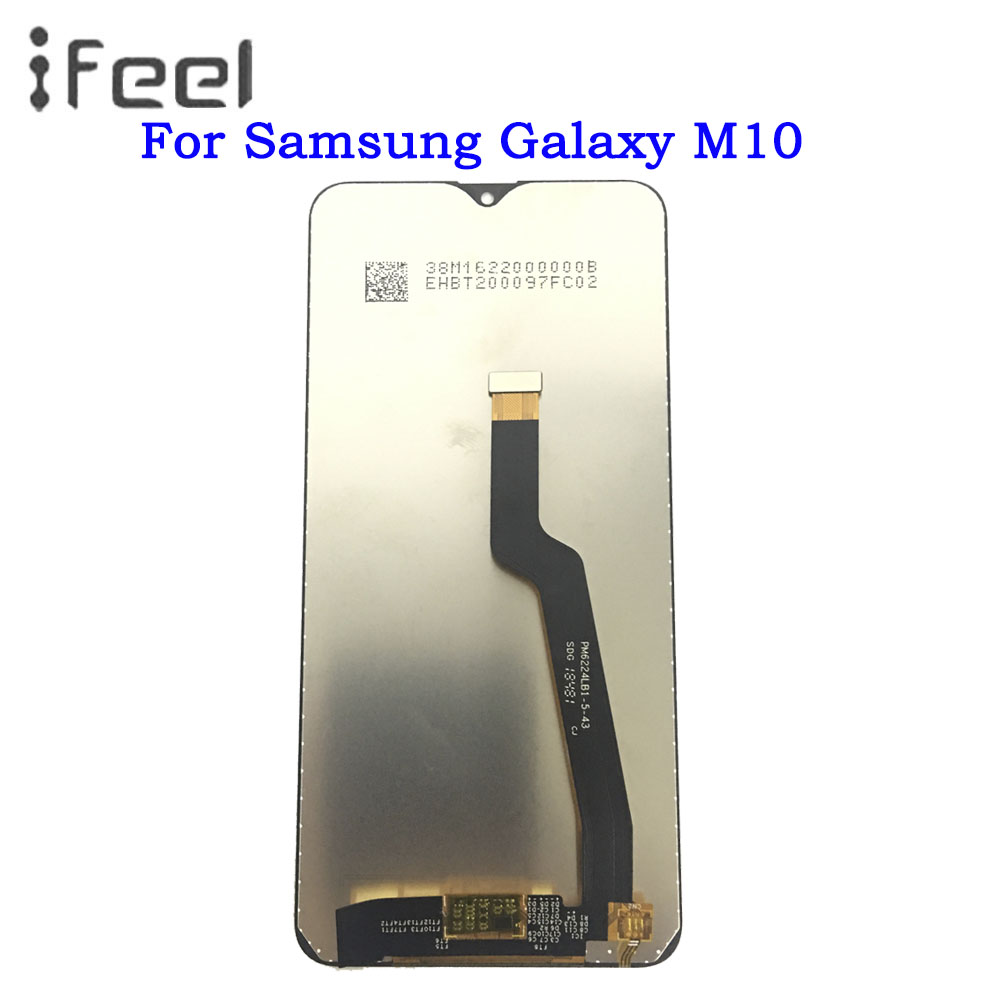 For Samsung Galaxy M10 2019 SM-105 M105F M105DS LCD Display With Touch Screen Sensor AssemblyFor Samsung Galaxy M10 2019 SM-105 M105F M105DS LCD Display With Touch Screen Sensor Assembly