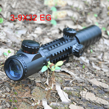 3-9x32 EG Tactical Riflescope Hunting Scopes Red /Green Dot Illuminated Sight Sn