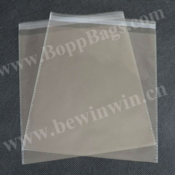 Polypropylene opp bopp bags clear plastic shirt for Clear shirt packaging bags