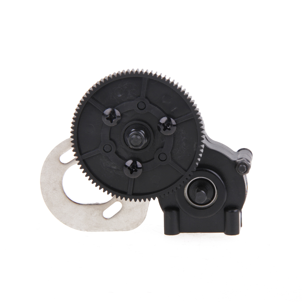 RC Parts for HSP 18024 Gear Box Set for HSP 94180 1/10 4WD Rock Crawler Pangolin RC Car Parts free shipping hsp 1 10 speed reduction gear set differential gear box 02126 spare parts fit for 94101 1 10 rc car