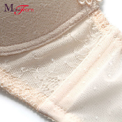 58d5c477f455d Maniform small chest gather back ladies bra side collection Furu adjusting  sexy lace bra underwear female-in Bras from Underwear   Sleepwears on ...