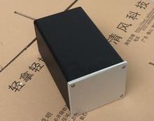 BZ1311 Aluminum enclosure Preamp chassis Power amplifier case/box size 134*114*229mm