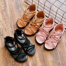 Летняя Детская Обувь обувь для девочек модные удобные уличные Дышащие Детские Спортивная обувь мальчик девочки; дети Обувь