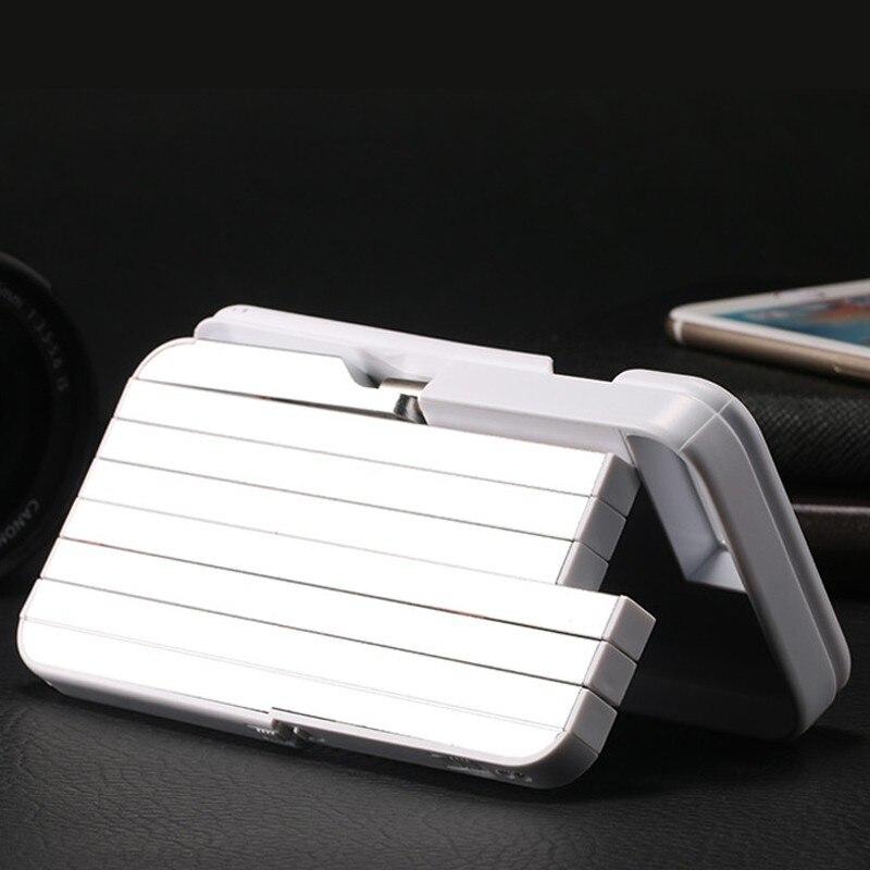 new foldable pc aluminum case for iphone 6 6s plus 6 plus 7 7 plus selfie sticks bluetooth case. Black Bedroom Furniture Sets. Home Design Ideas