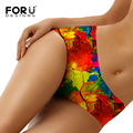 FORUDESIGNS Hot Sale Seamless Briefs Everyday Underwear Women Panties Traceless Sexy lingerie Hipster Briefs Intimate