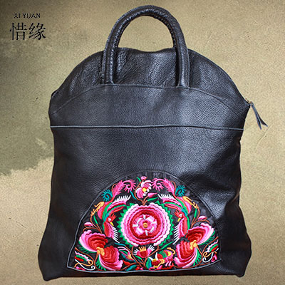 Pure Handmade embroidery ethnic cross body bags women handbag flower handbags Lady shopping shoulder bags embroidered for girls недорго, оригинальная цена