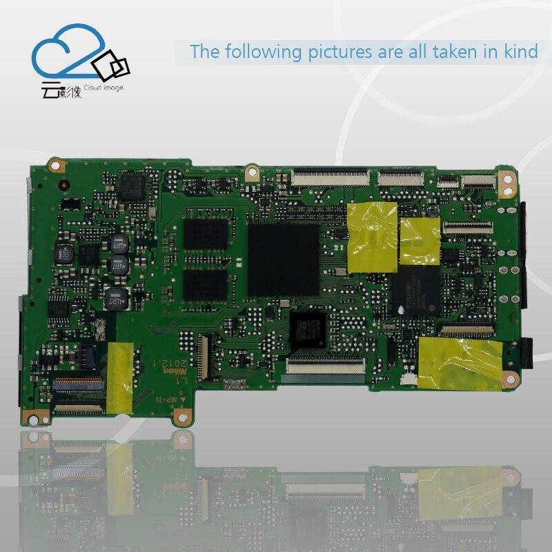 Cloud Image!Test OK!D610 big Main Board/Motherboard Main board PCB For Nikon big togo main circuit board motherboard pcb repair parts for nikon d5500 slr