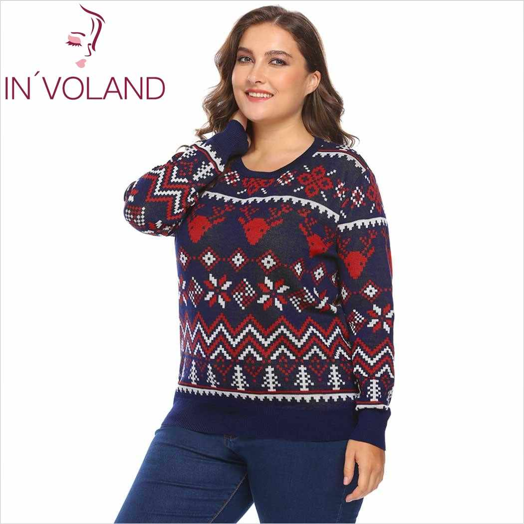 Detail Feedback Questions about IN VOLAND Plus Size L 4XL Women ... 987450bceec2