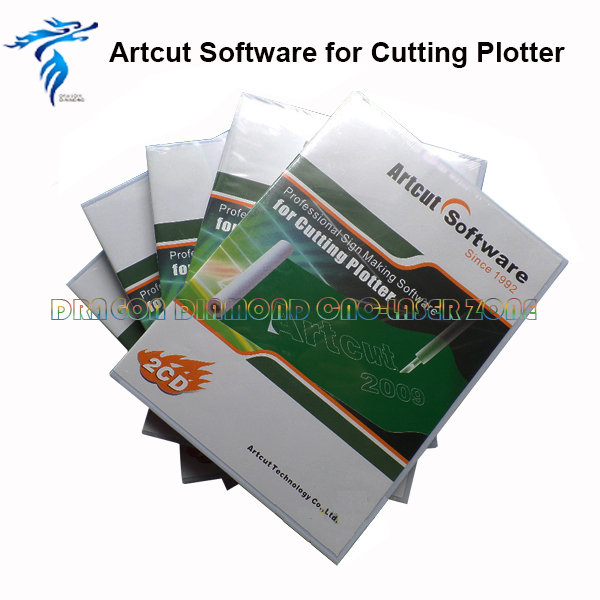 Free Shipping Vinyl Sticker Plotter Machine Tenth Plotter Machie Software Artcut 2009 Vinyl Cutter plotter cutting plotter original for teneth cutting plotter sai flexistarter contour cutting plotter flexi starter software could version