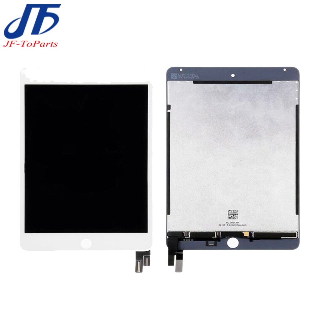 DHL 10pcs For iPad Mini 4 TOP Quality & 100% Brand NEW LCD Display Screen & Touch Screen Digitizer Assembly replacement parts brand new lcd screen retina display replacement for ipad mini 3 3rd generation