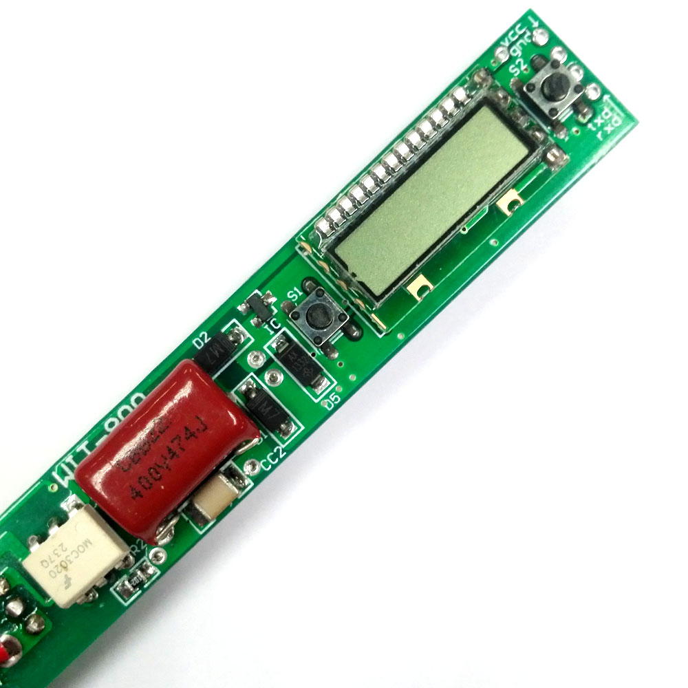 Wittools Led Display Electronic Control Circuit Board For W800 Soldering Iron Replacement Part In Tool Parts From Tools On Alibaba Group