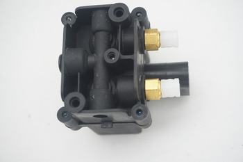 Air Suspension Solenoid Valve Block 37206789450 37206864215 37236769082 37206868998 for BMW F01 F02 F07 F11 740i 750i 760Li image