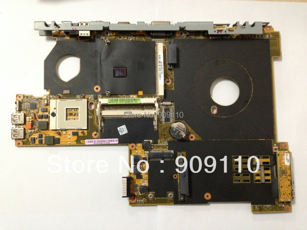 A8E non-integrated motherboard for asus laptop A8E/A8S/F8S full test