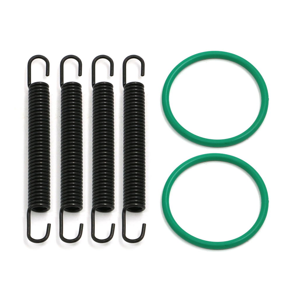 ATV Accessories Exhaust Pipe Springs O-Ring Gasket Kit For Yamaha YFZ350 YFZ 350 YFZ-350 BANSHEE 350 1987-2006 2005 2004 2003