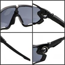 Mountain Men JAW Sunglasses Outdoor Fishing Parkour Anti-Reflective UV400 Sports Brand Designer Goggles TR90 Breaker Sunglasses